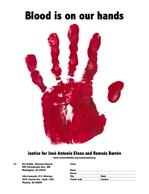 Thumbnail image of red handprint message